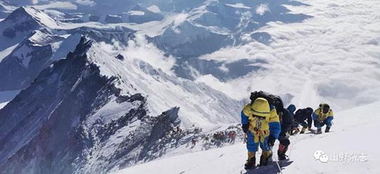 信息来源 : 登山运动管理中心