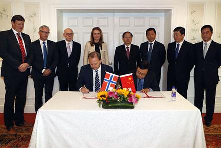 中国反兴奋剂中心与挪威反兴奋剂机构续...