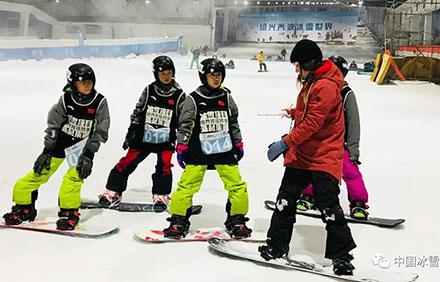 扩面选材 备战冬奥——单板滑雪技巧类...