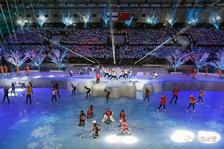 """""""2019中芬冬季运动年""""开幕式在北..."""