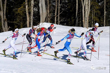 瞄准冬奥会 备战新赛季 越野滑雪...