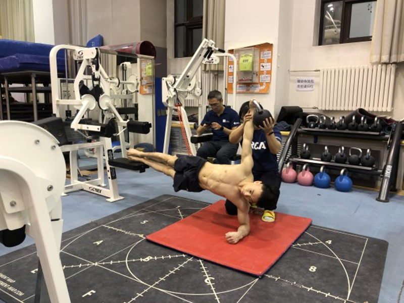 国家体操队冬训思路明确强化体能发展难度