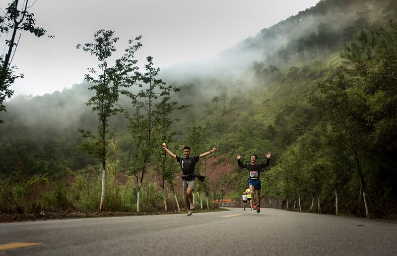 磨盘山国家森林公园以良好的生态环境为依托,以森林景观和户外运动为