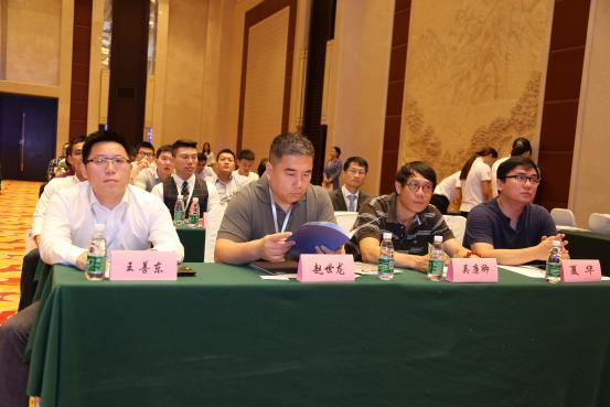 北京华安联合认证检测中心刘海鹏主任,健身房星级评定委员会田振华
